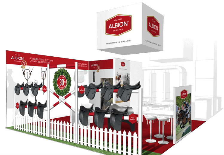 Exhibition and event design, POS design, display design telford shropshire