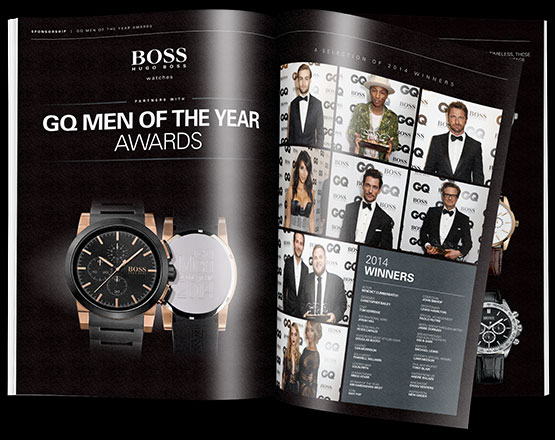 Men of the year mag
