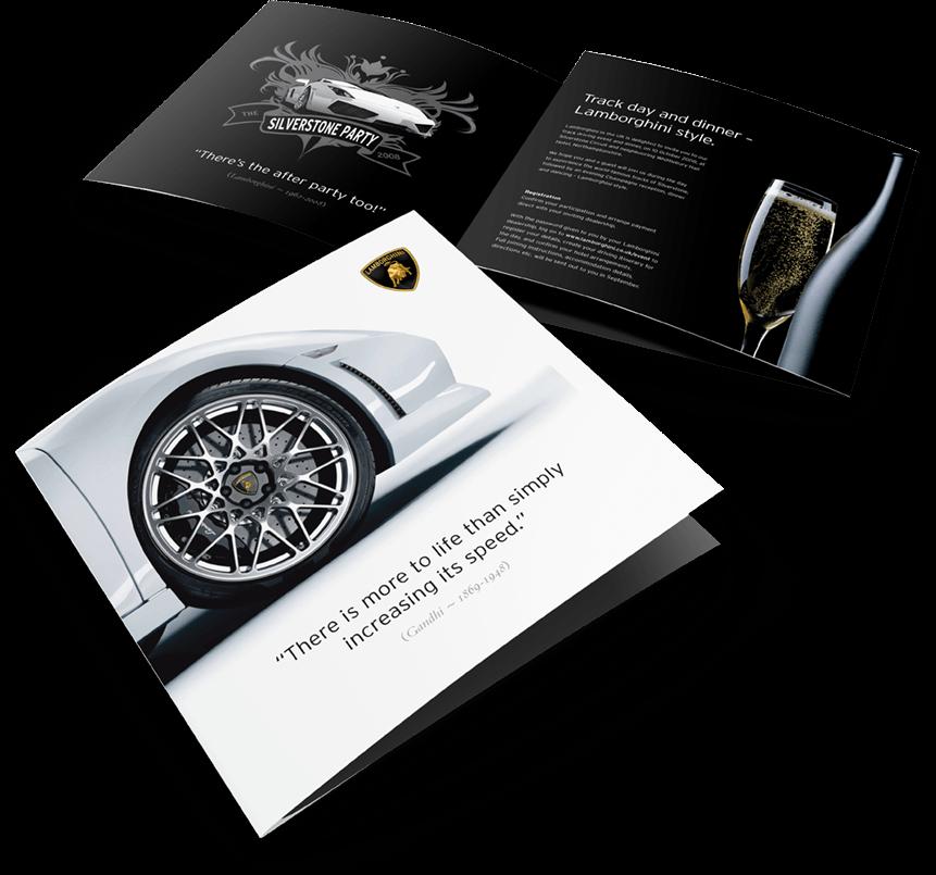Silverstone leaflet