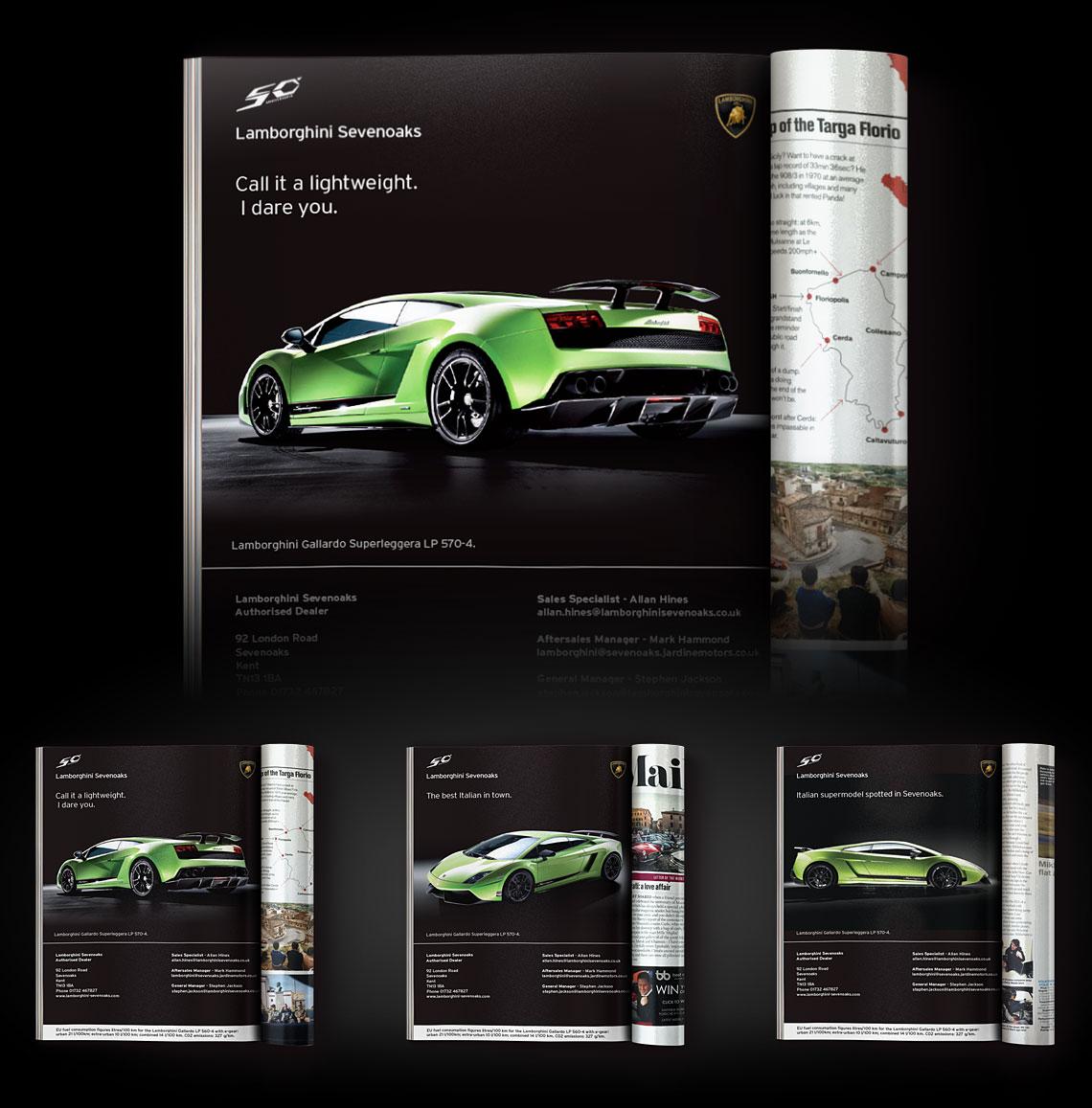 Advert Design