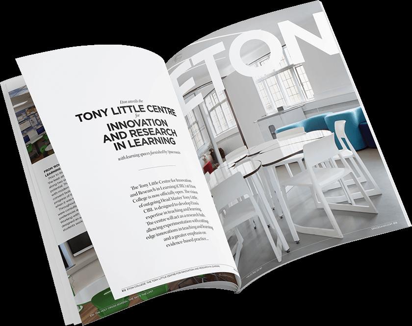 magazine design, design for print, creative design telford shropshire
