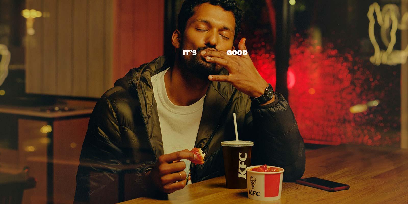 KFC Brand Image