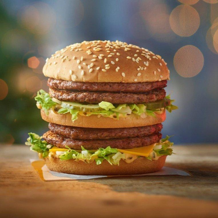 A Double Big Mac